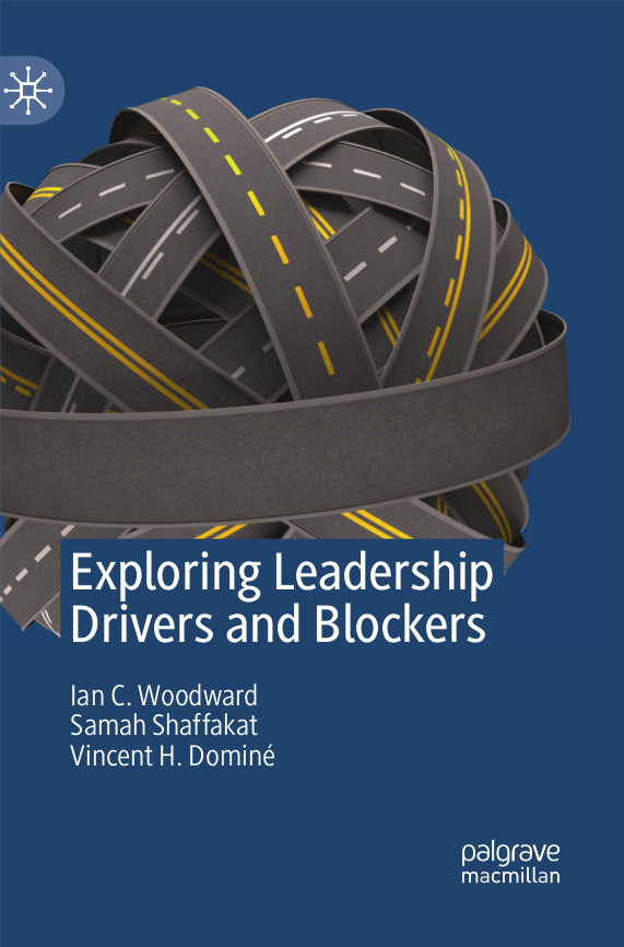 Book cover for Exploring Leadership Drivers and Blockers